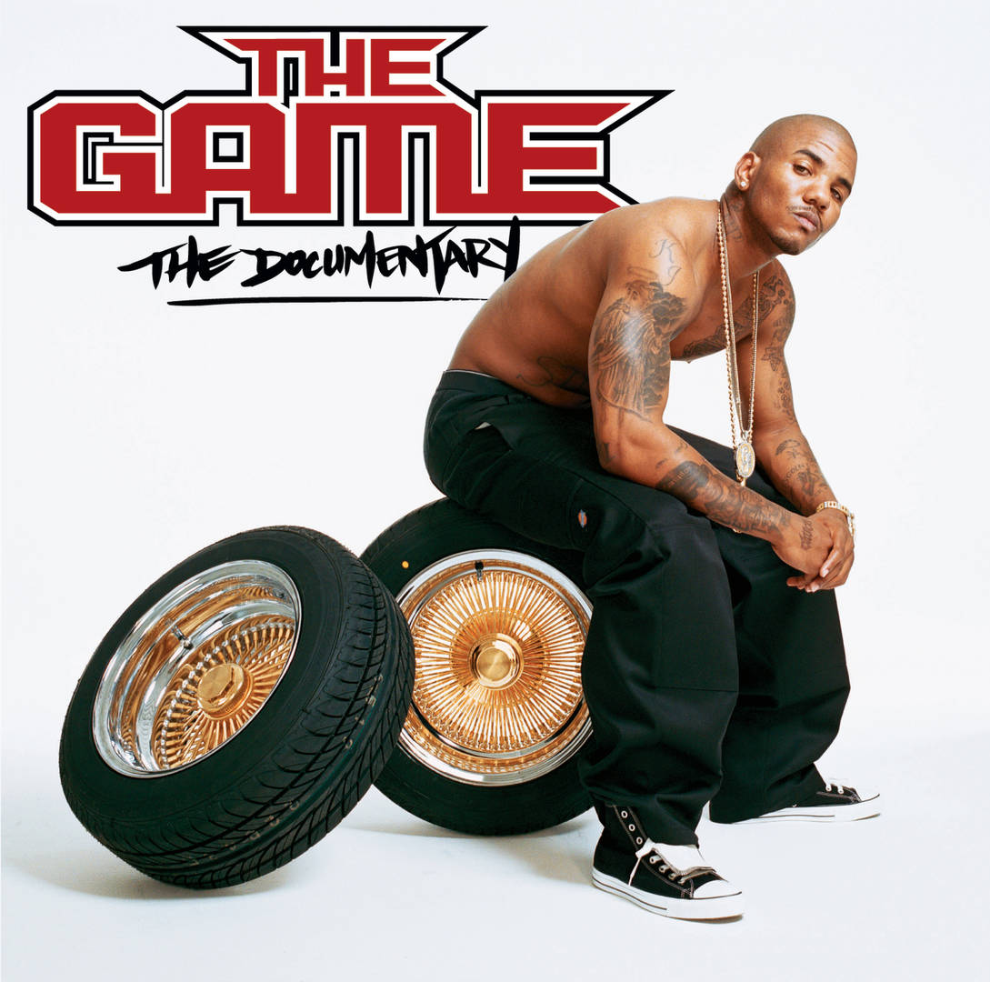 the game - the documentary cover art. best debut albums of the century