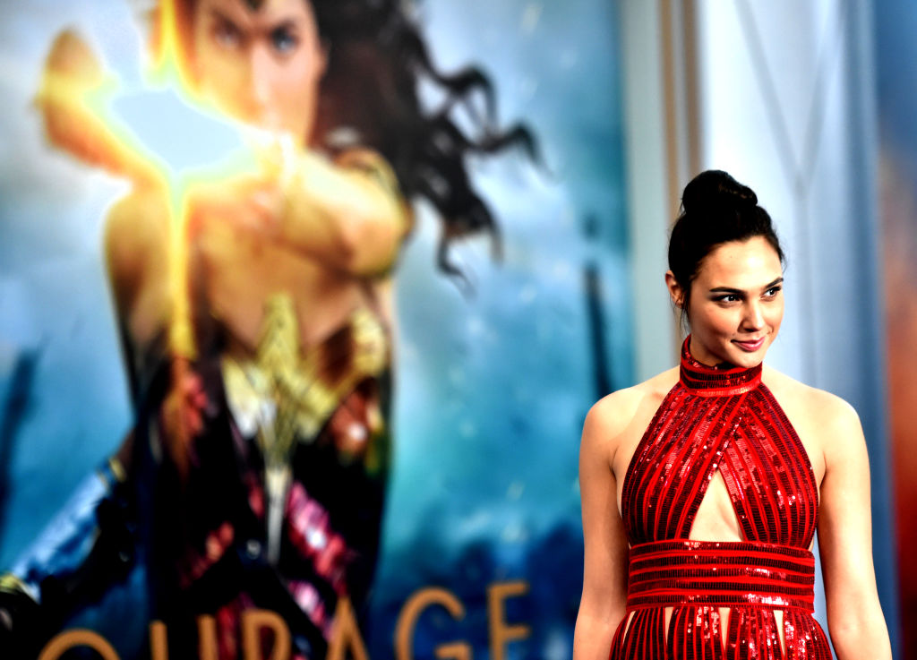 """Wonder Woman 1984"" Gets Psychedelic New Poster"