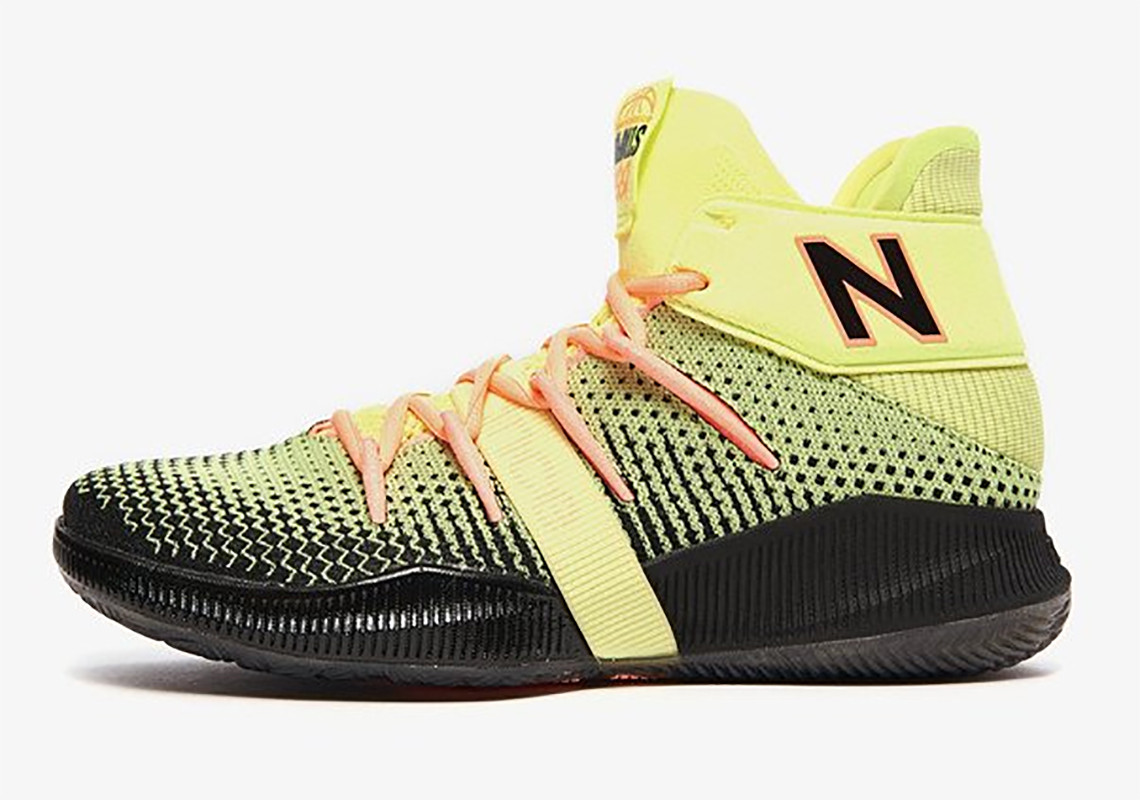 "Kawhi Leonard x New Balance ""Sunrise Pack"" Drops This Month"