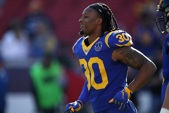 Los Angeles Rams release RB Todd Gurley