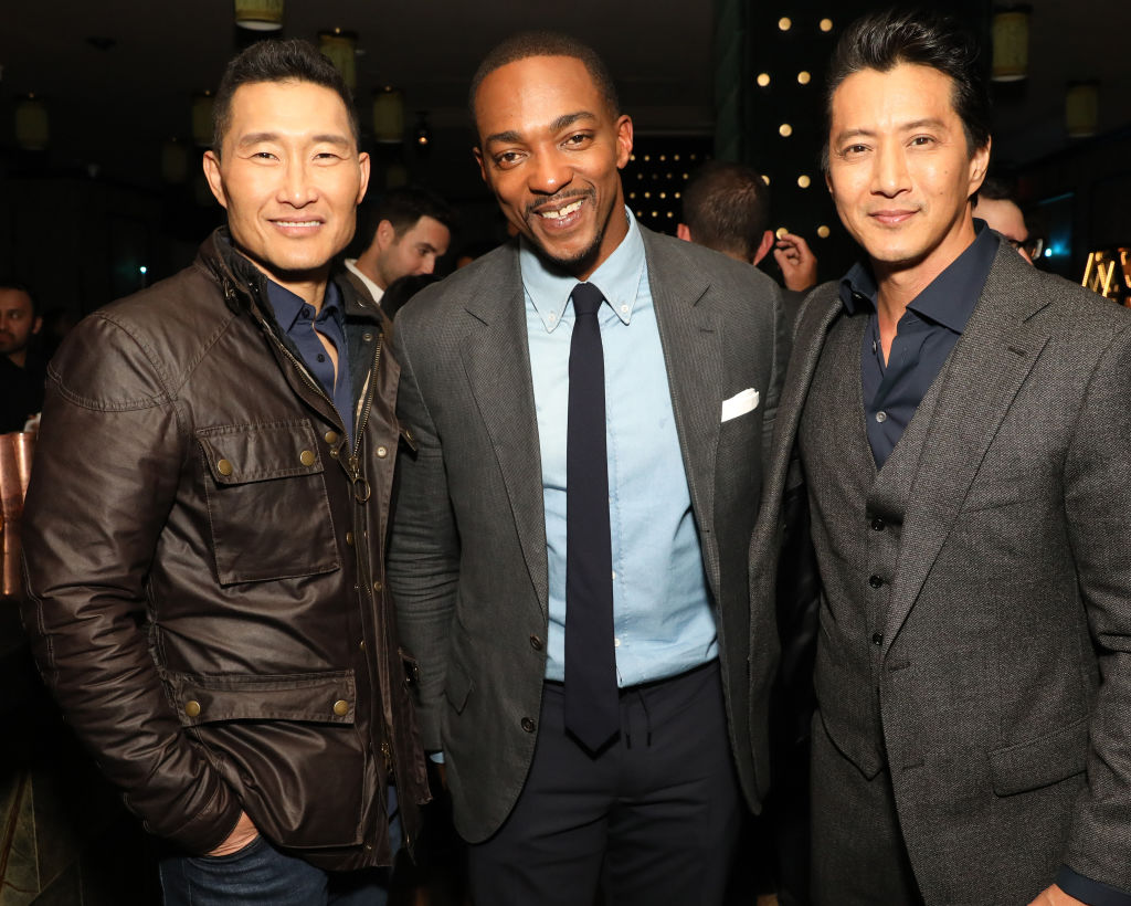 Daniel Dae Kim Tests Positive For The Coronavirus