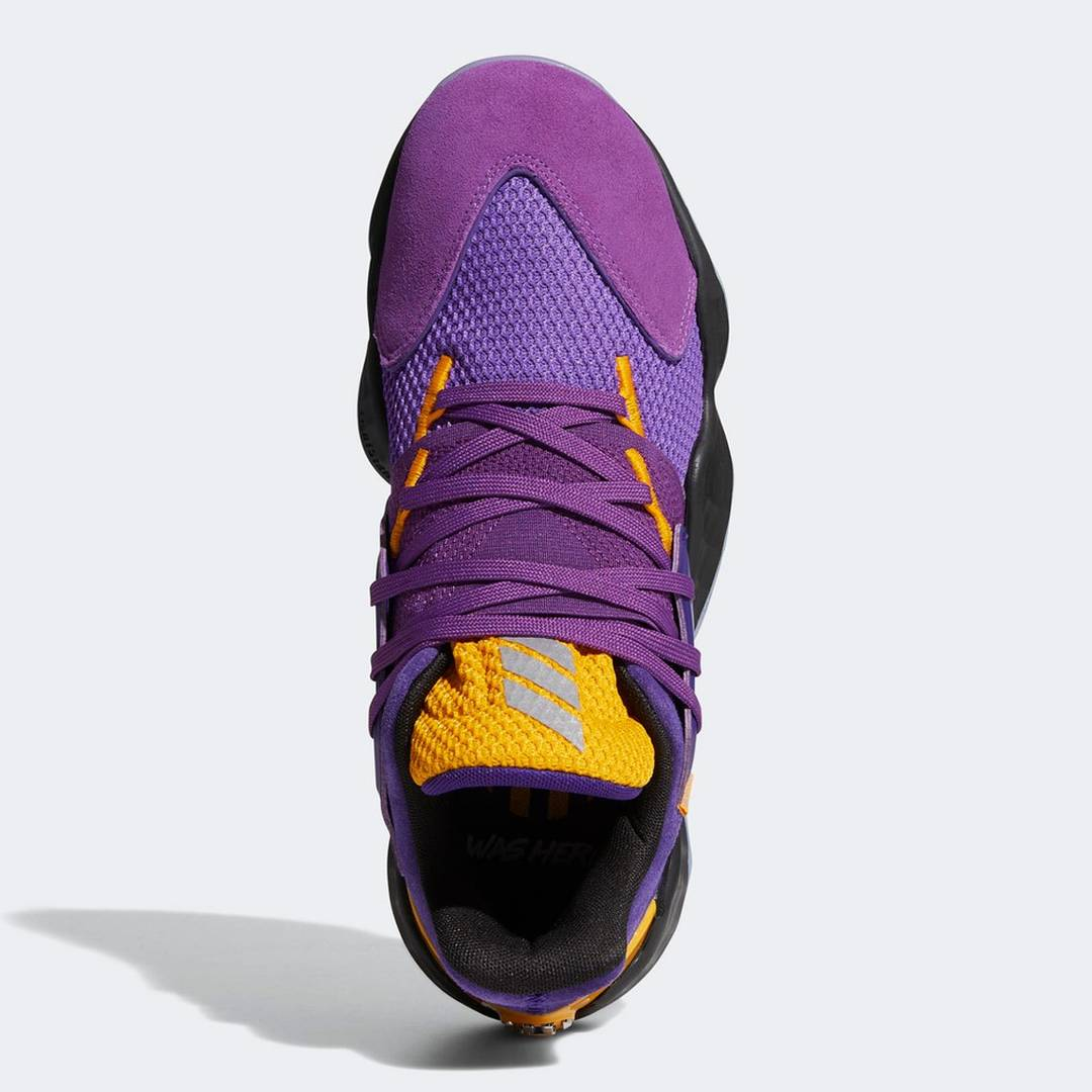 Adidas Harden Vol. 4 Lakers