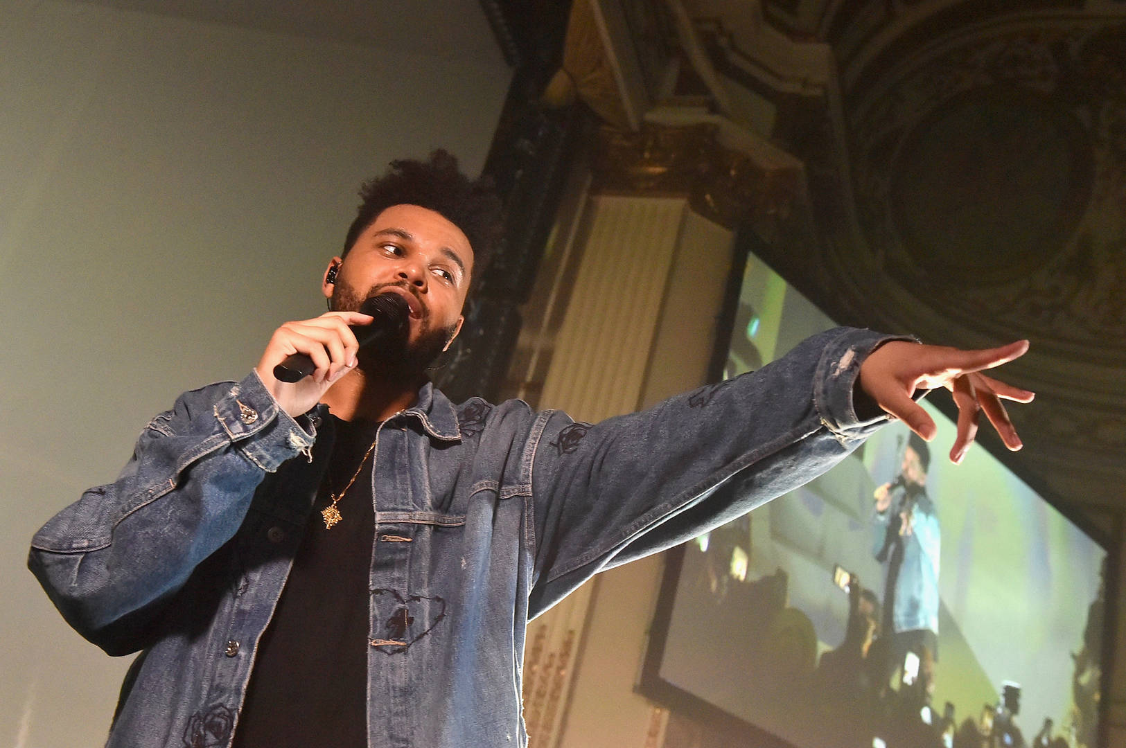 The Weeknd's Shocking Postmates Order History Revealed