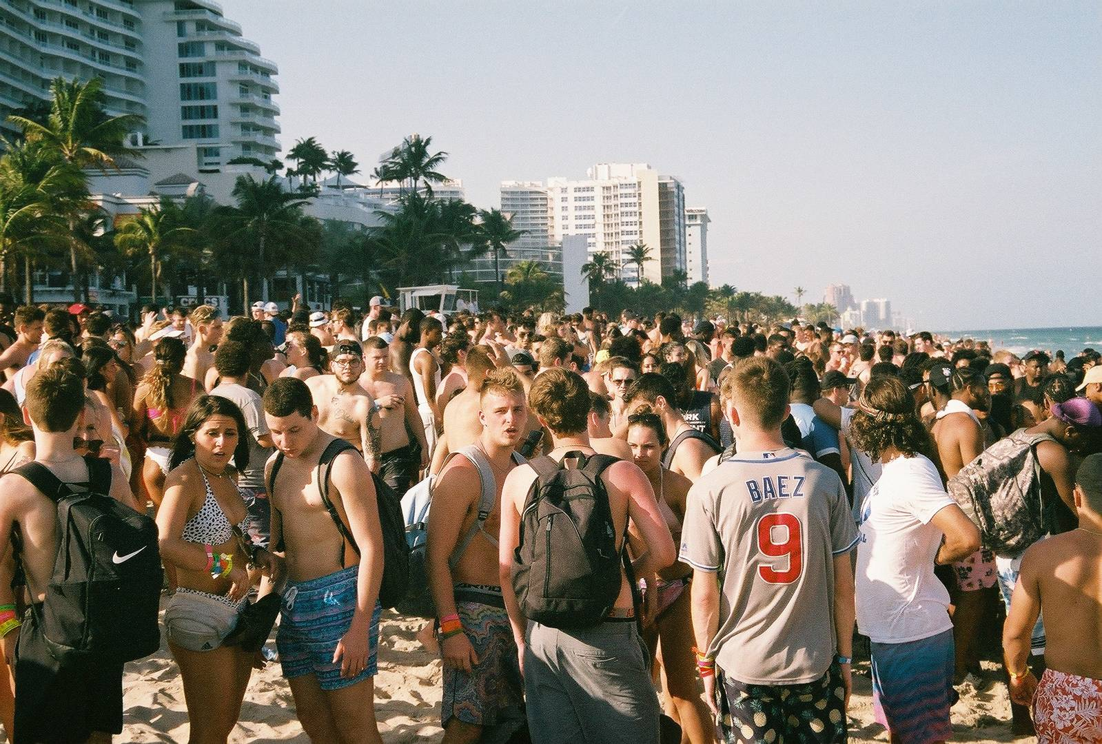 Florida Spring Breakers Test Positive For Coronavirus