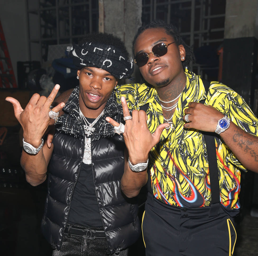 Lil Baby Gunna and Lil Wayne next generation
