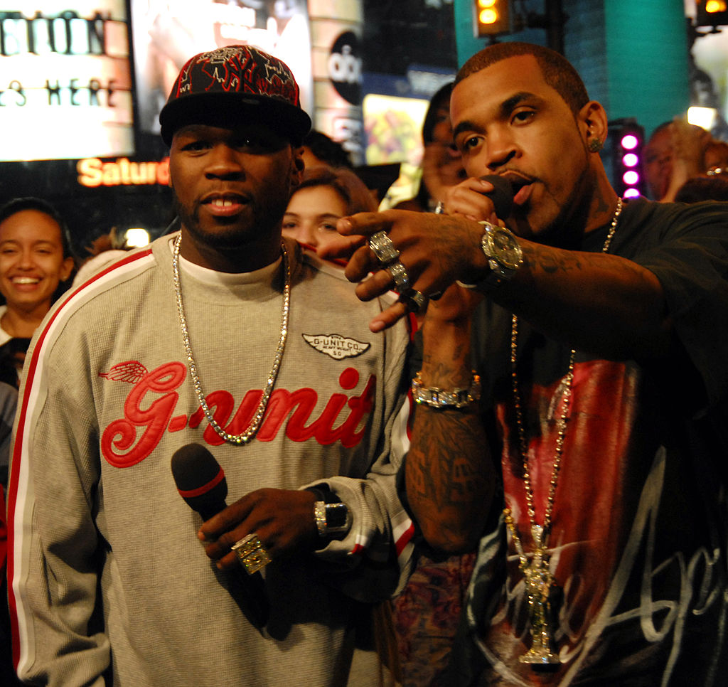 50 Cent Lloyd Banks Shady Records