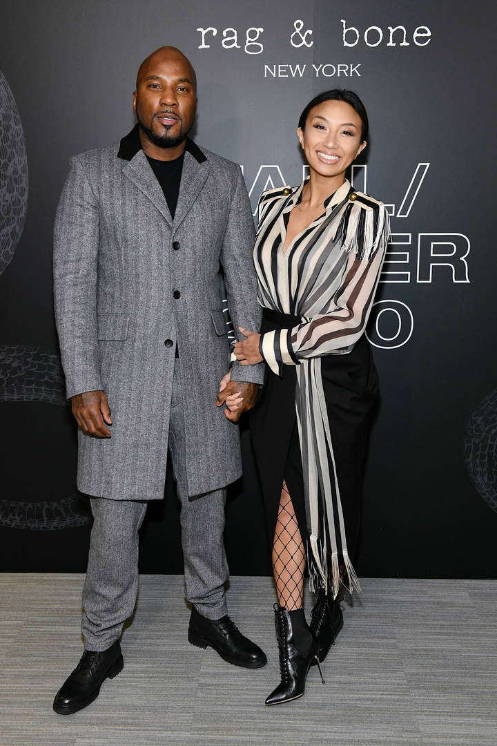 "Jeezy Quarantines With Jeannie Mai, Introduces Her Mom To ""Coming To America"""