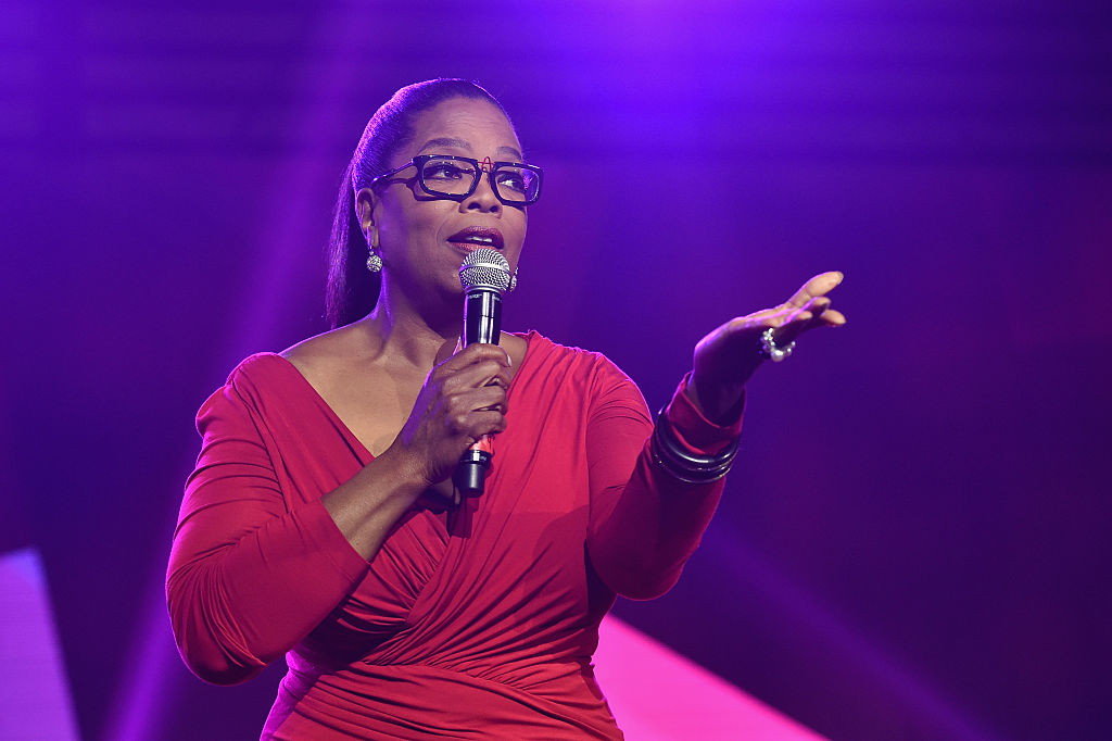 Oprah Reveals Why She & Longtime Partner Stedman Are Quarantined Separately