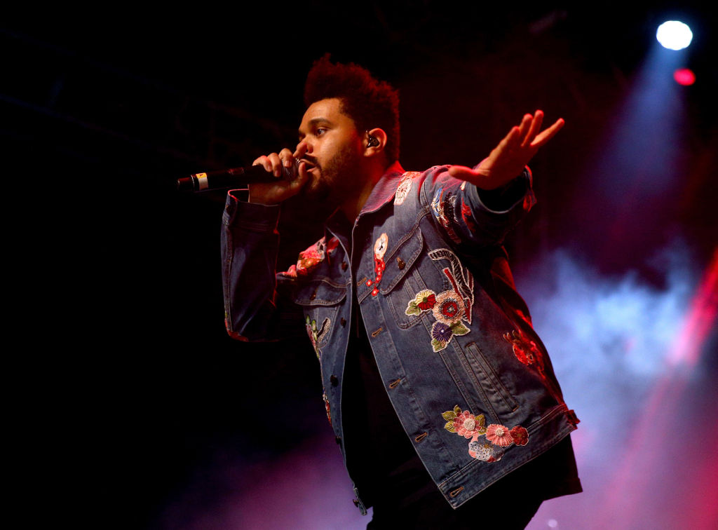 "The Weeknd Flaunts Gargantuan ""After Hours"" Spotify Numbers"