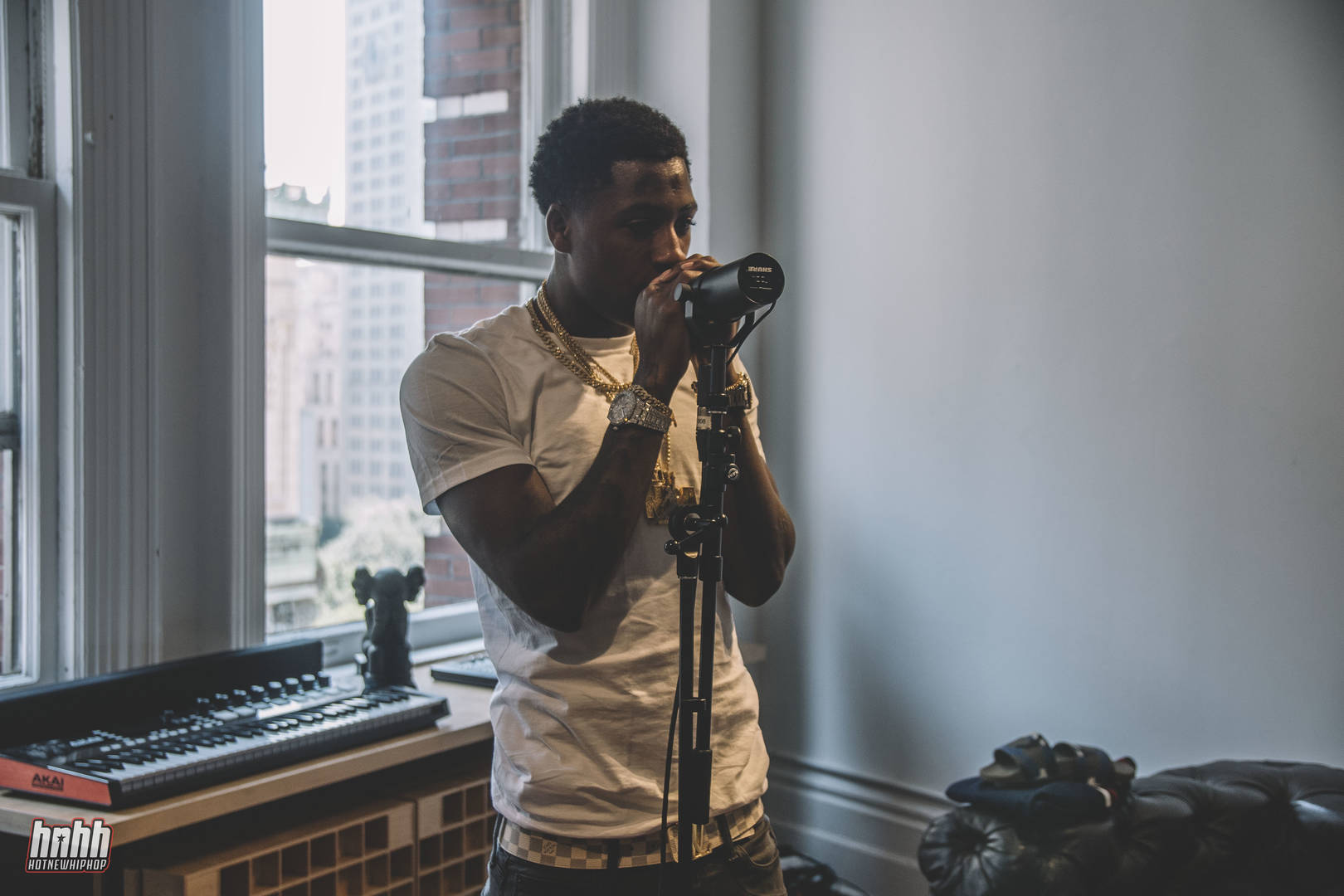 NBA Youngboy Has Landed In Chicago, But Why?