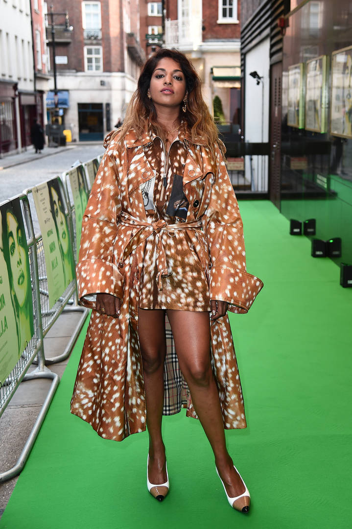 "M.I.A. Catches Heat On Anti-Vaxx Stance & Choosing ""Death"" Over Vaccine"