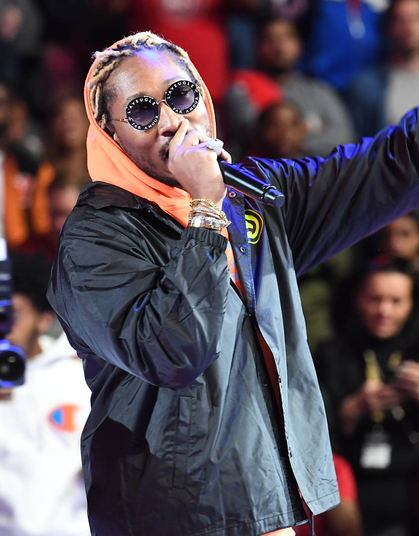 Future alleged baby mama eliza reign seraphin stalker case dismissed judge court battle custody paternity