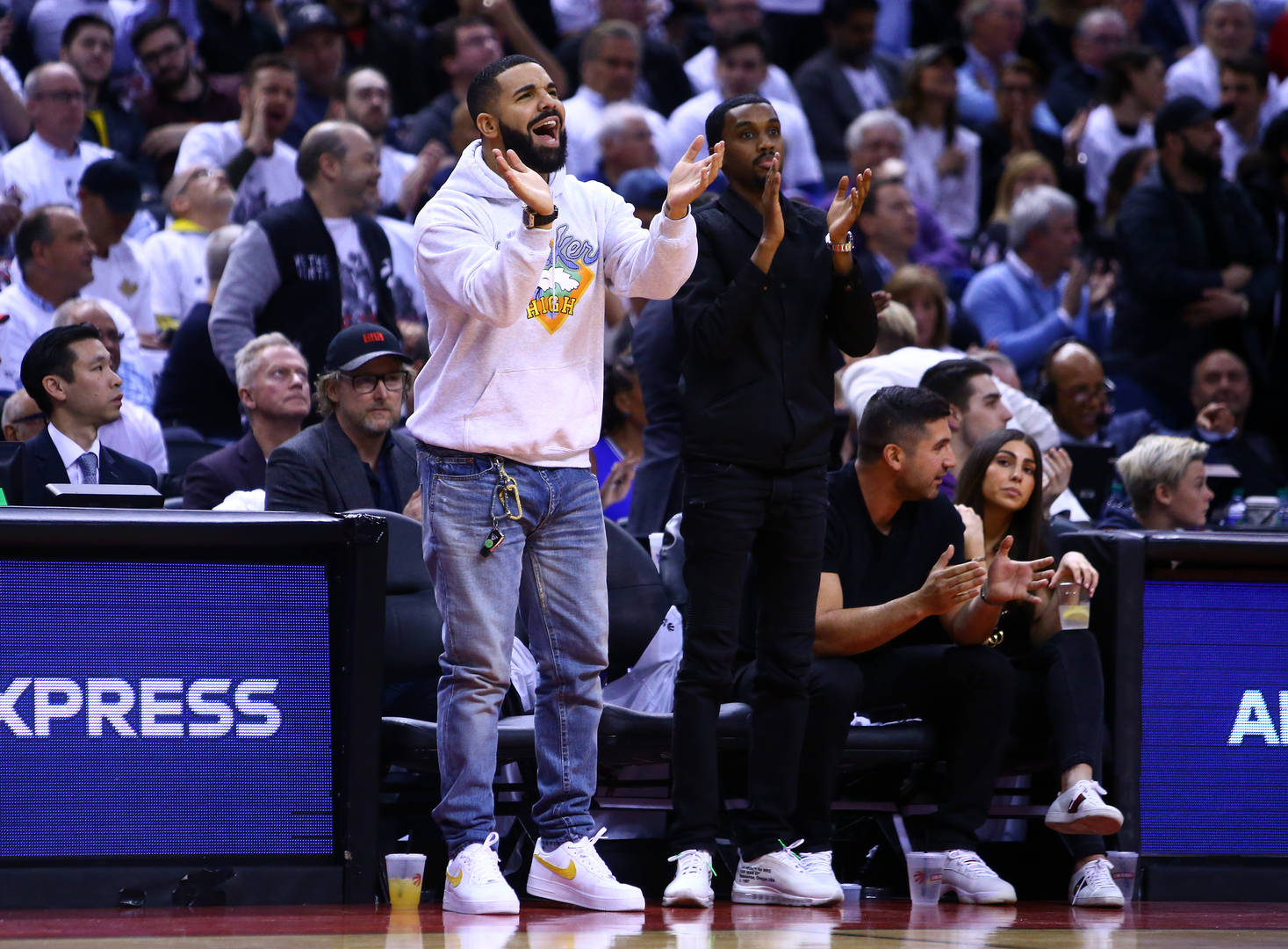 """Drake """"48 Laws of Power"""" television series Future The Prince executive produce Quibi Robert Greene author Jason Shirer Adel Nur DreamCrew production company Zack Hayden Anonymous Content Quibi streaming service short-form  mobile entertainment platform"""