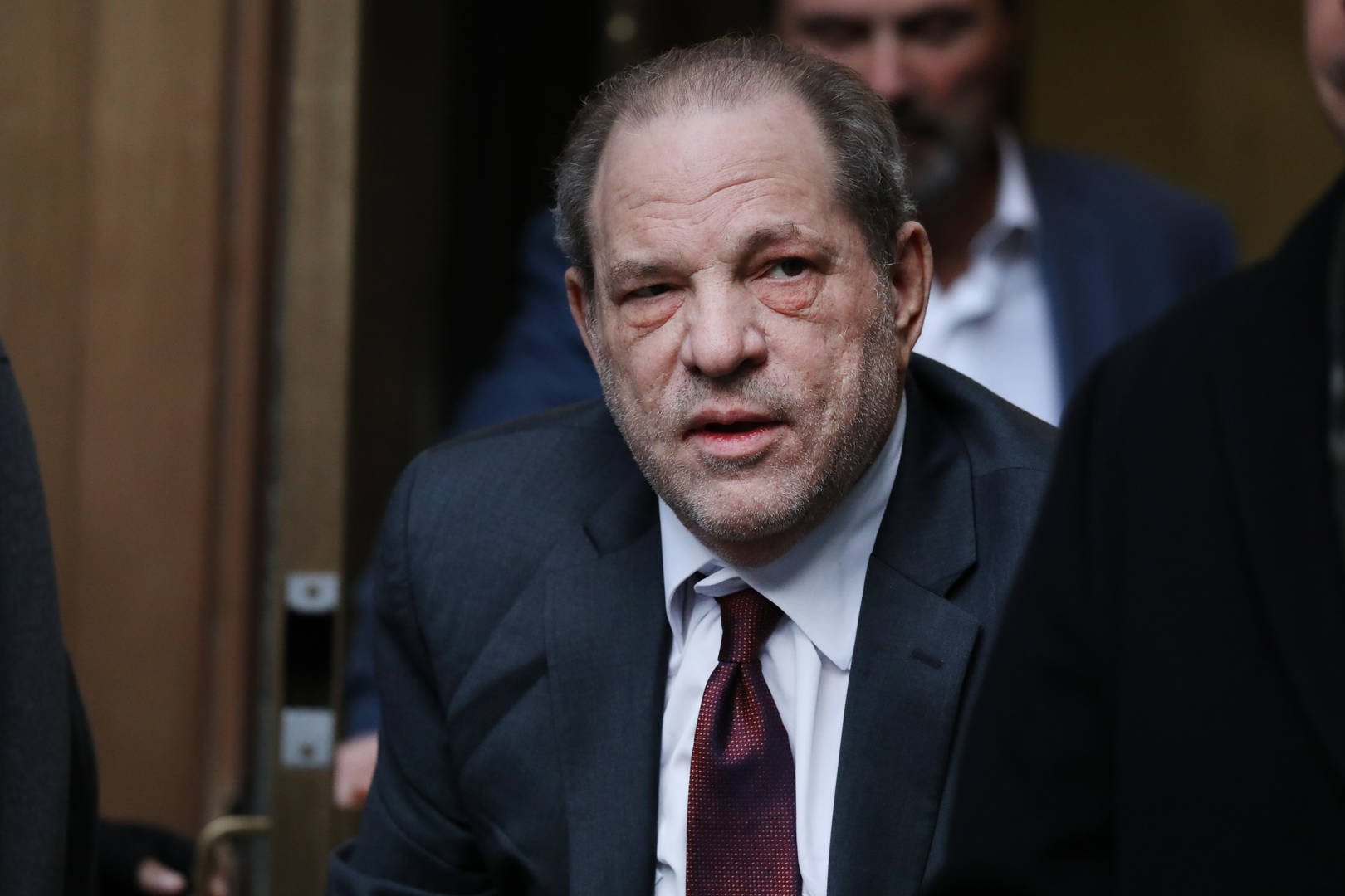 "Harvey Weinstein Reportedly ""Doing Well"" After Contracting Coronavirus"
