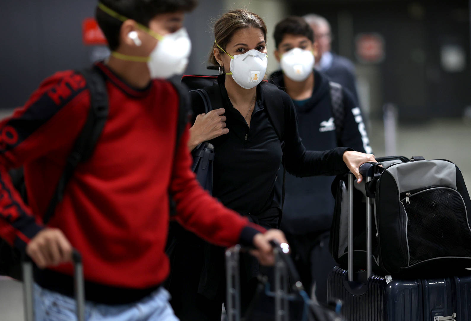 United States U.S. coronavirus outbreak China Italy confirmed cases worse higher number prediction projection
