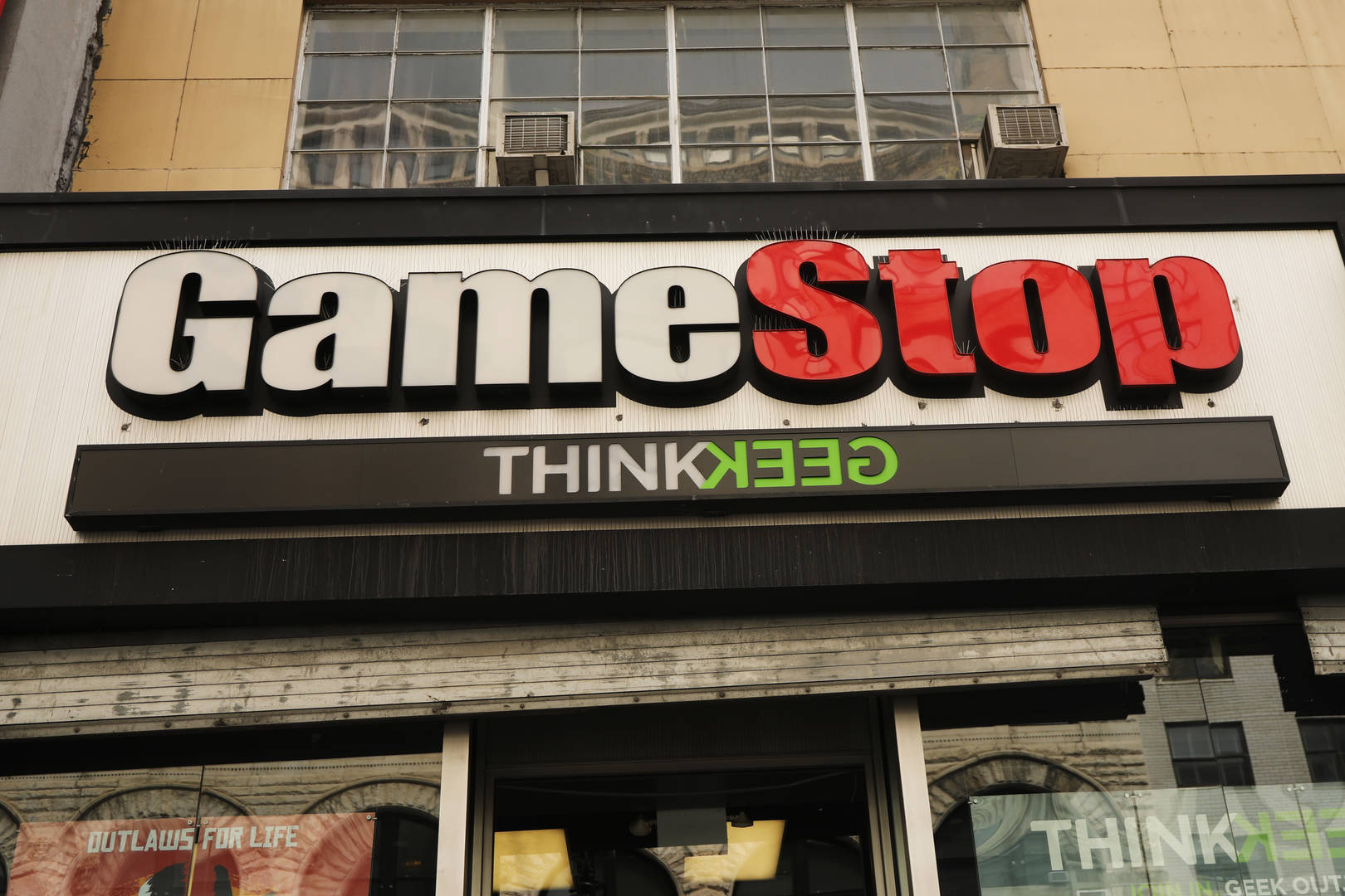 GameStop, Coronavirus, Boston