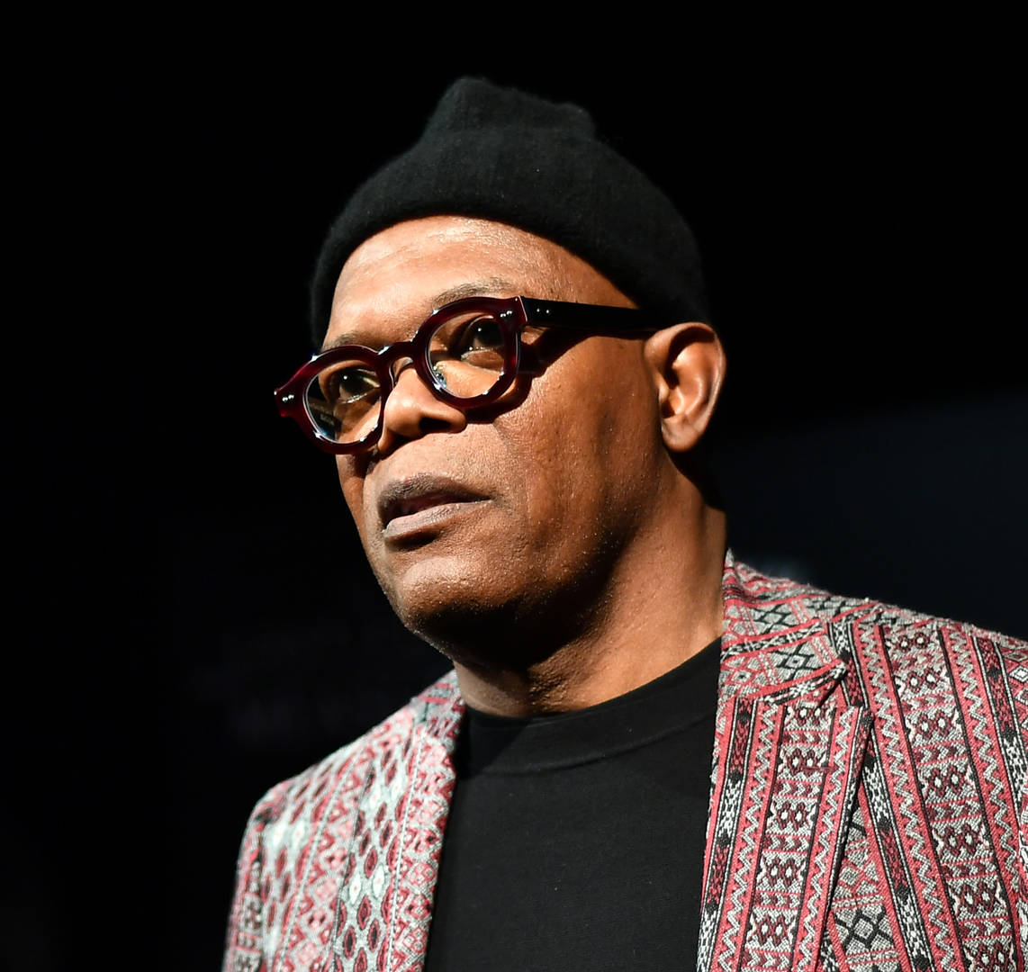 Samuel L. Jackson Urges People To 'Stay The F**k At Home'