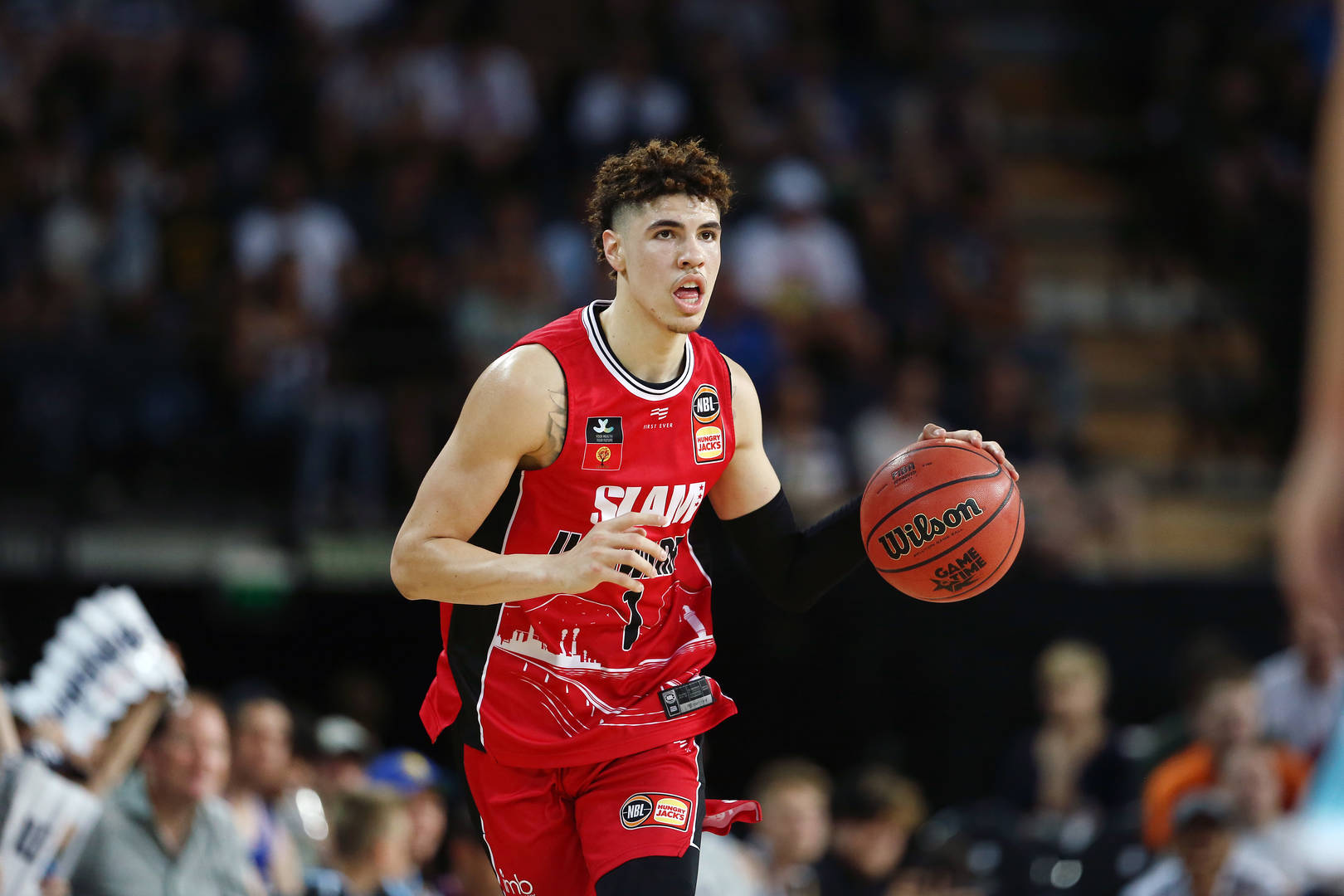 National Basketball Association hopeful LaMelo Ball reportedly buys Australian pro team he played for