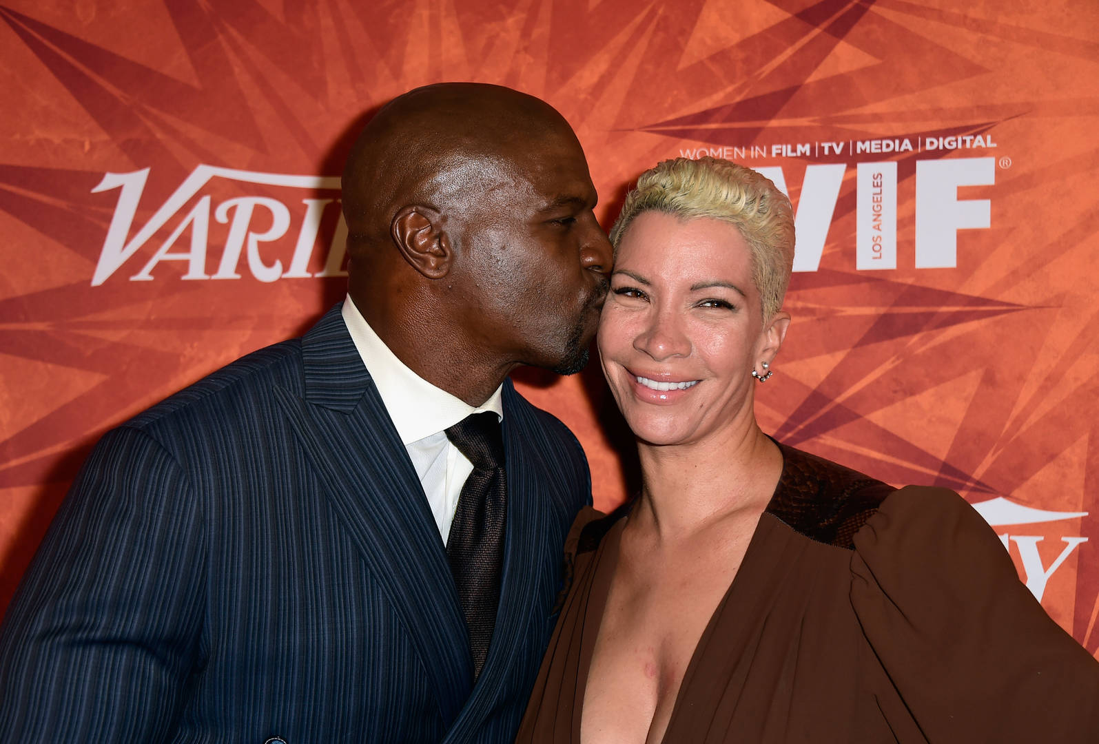 Rebecca Crews Terry Crews wife cancer free double mastectomy reconstructive surgery breast cancer