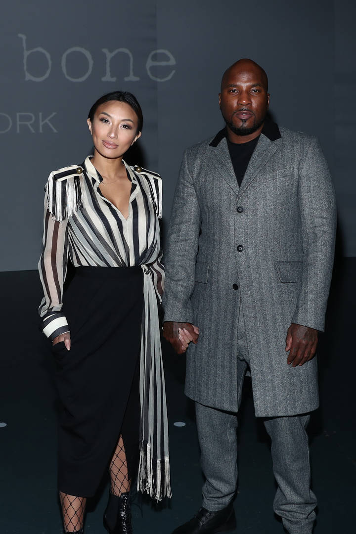 Jeannie Mai, Jeezy, Engaged