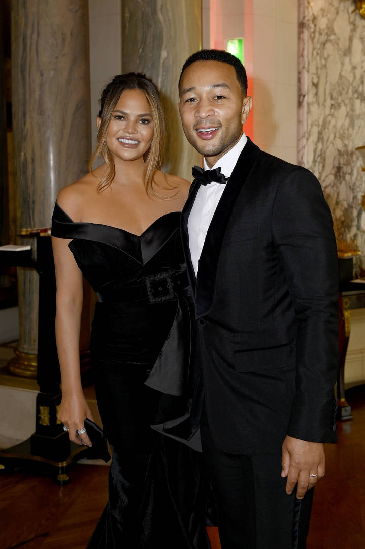 John Legend, Chrissy Teigen, Church