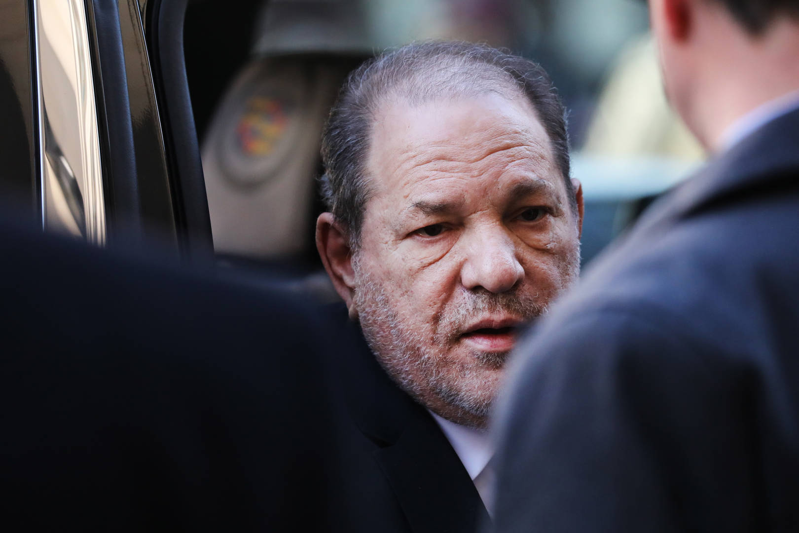 Harvey Weinstein, Assistant, Coronavirus