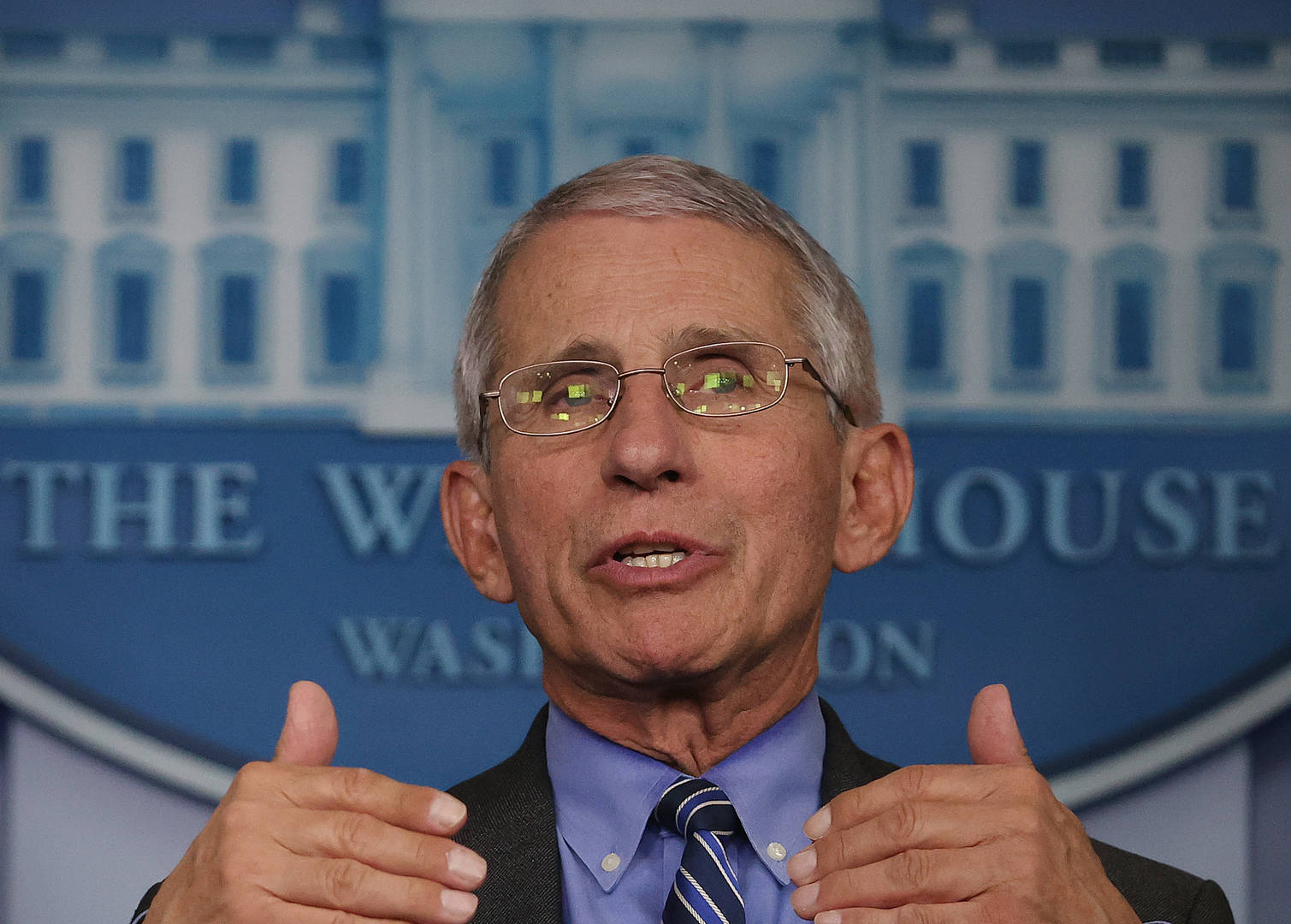 Anthony Fauci wants Brad Pitt to play him on SNL