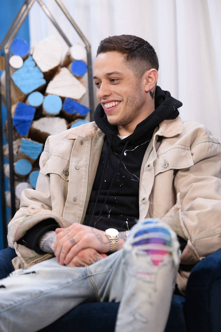 Pete Davidson Drake Saturday Night Live SNL Toosie Slide parody music video sketch home