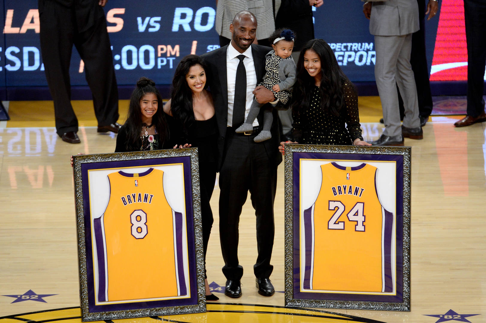 Vanessa Bryant & Daughters Celebrate First Easter Without Kobe & Gigi