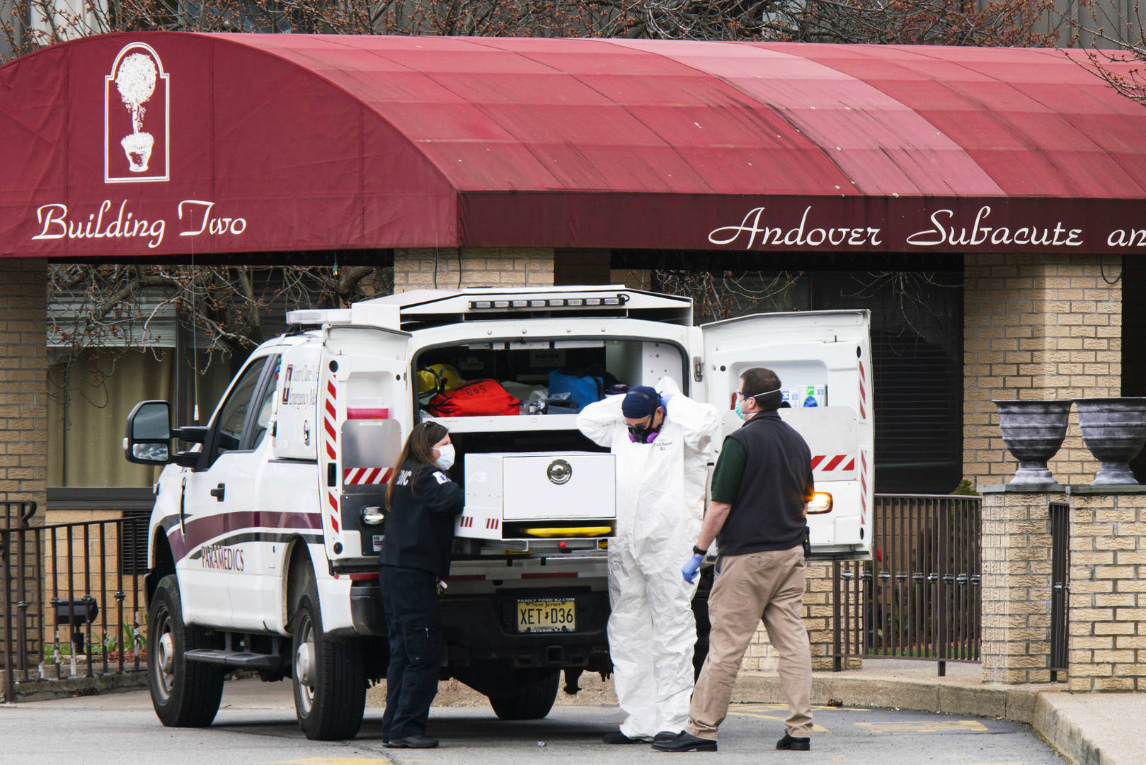 17 bodies found at Andover Subacute and Rehab center