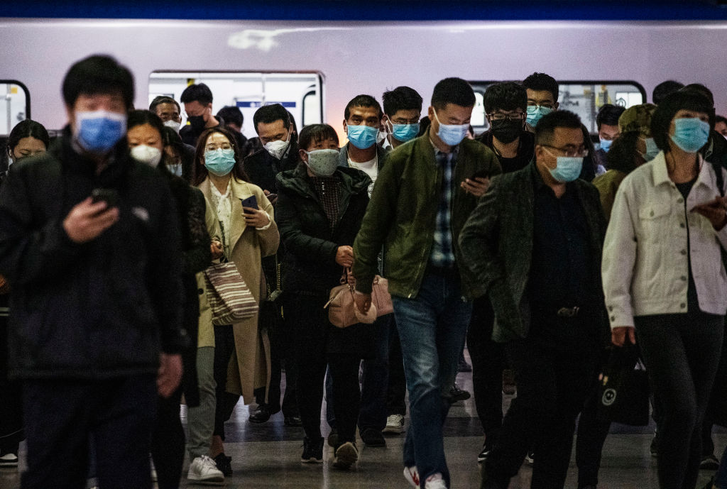 China Wuhan coronavirus death toll numbers cases increase revision