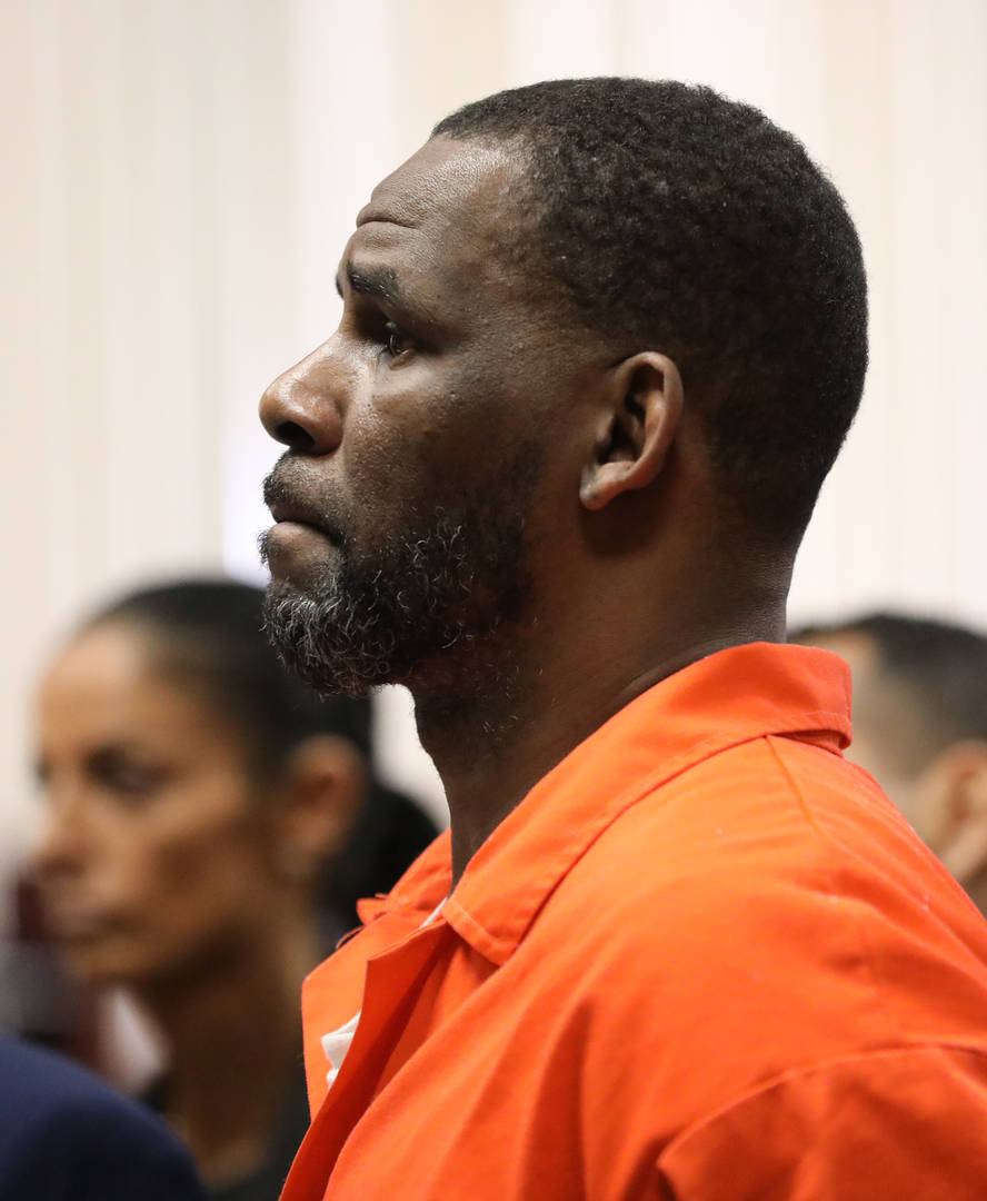 R. Kelly Takes Another L In Bid To Be Released