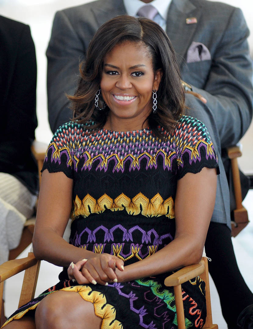 """Michelle Obama & Netflix Share Trailer For Inspiring """"Becoming"""" Documentary"""