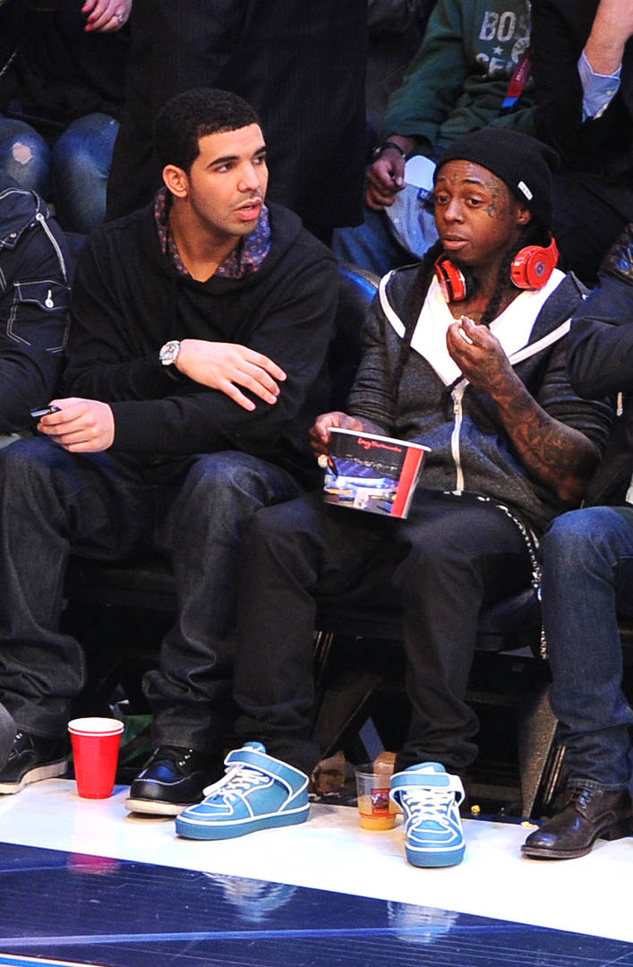 Drake Vows To Collab With Lil Wayne Again In The Near Future