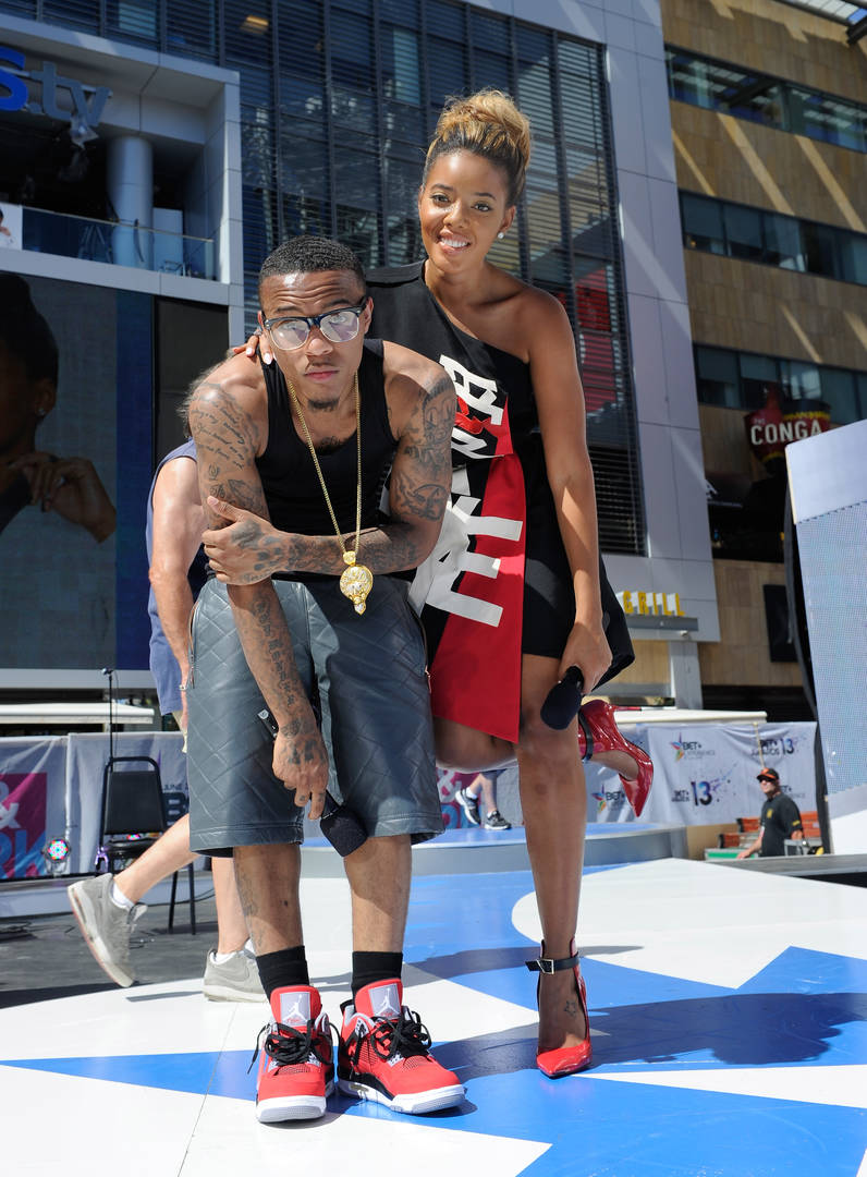 Bow Wow, Angela Simmons