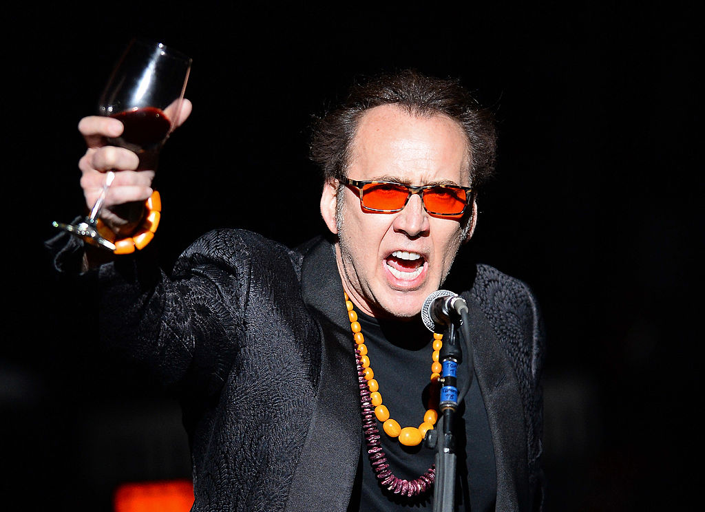 """Nicolas Cage Will Be Playing Joe Exotic Of """"Tiger King"""""""
