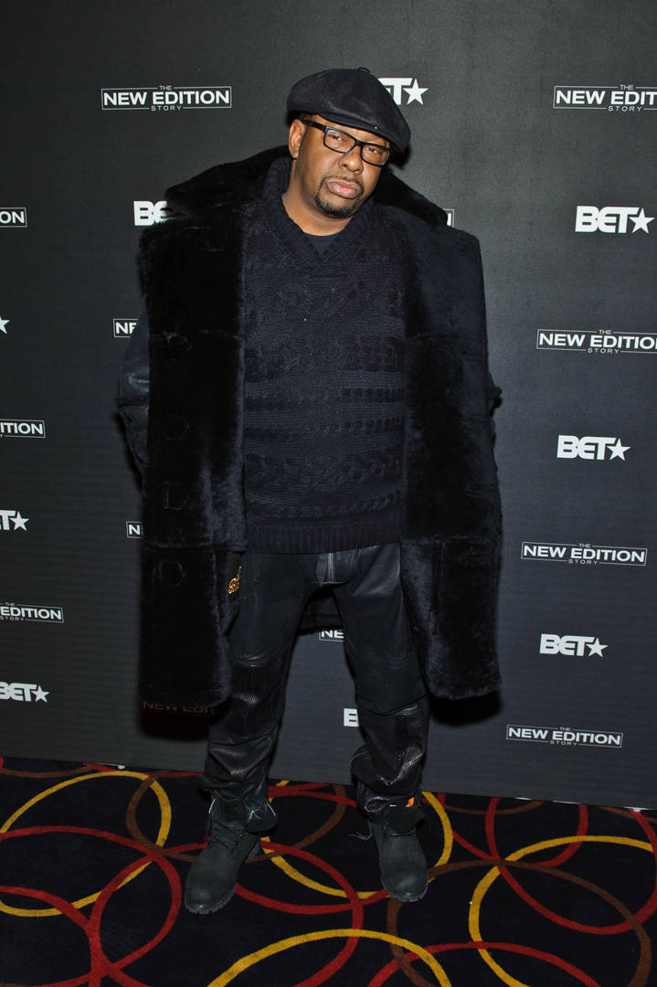 """Bobby Brown Argued With Teddy Riley Over """"My Prerogative"""""""