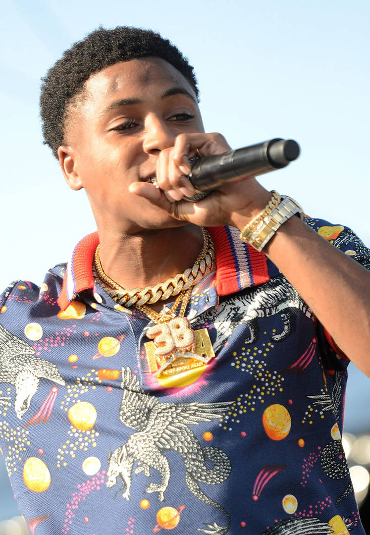 NBA Youngboy's BM Lapattra Jacobs Shows Yaya Mayweather Stabbing Injuries