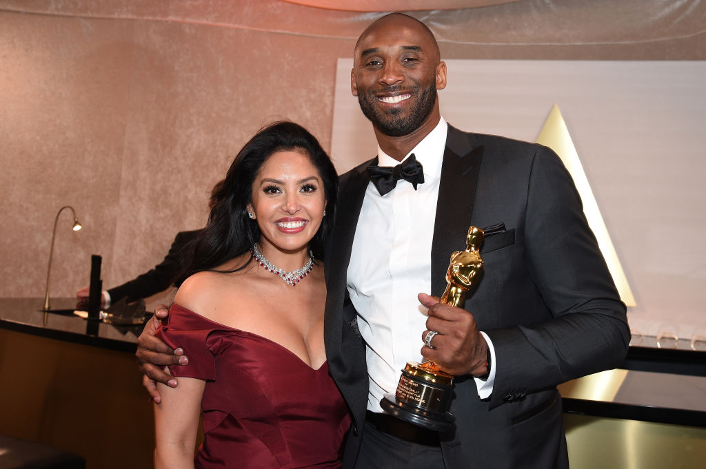 Vanessa Bryant Shares Unopened Letter From Kobe On Birthday, 'From, Tu Papi'