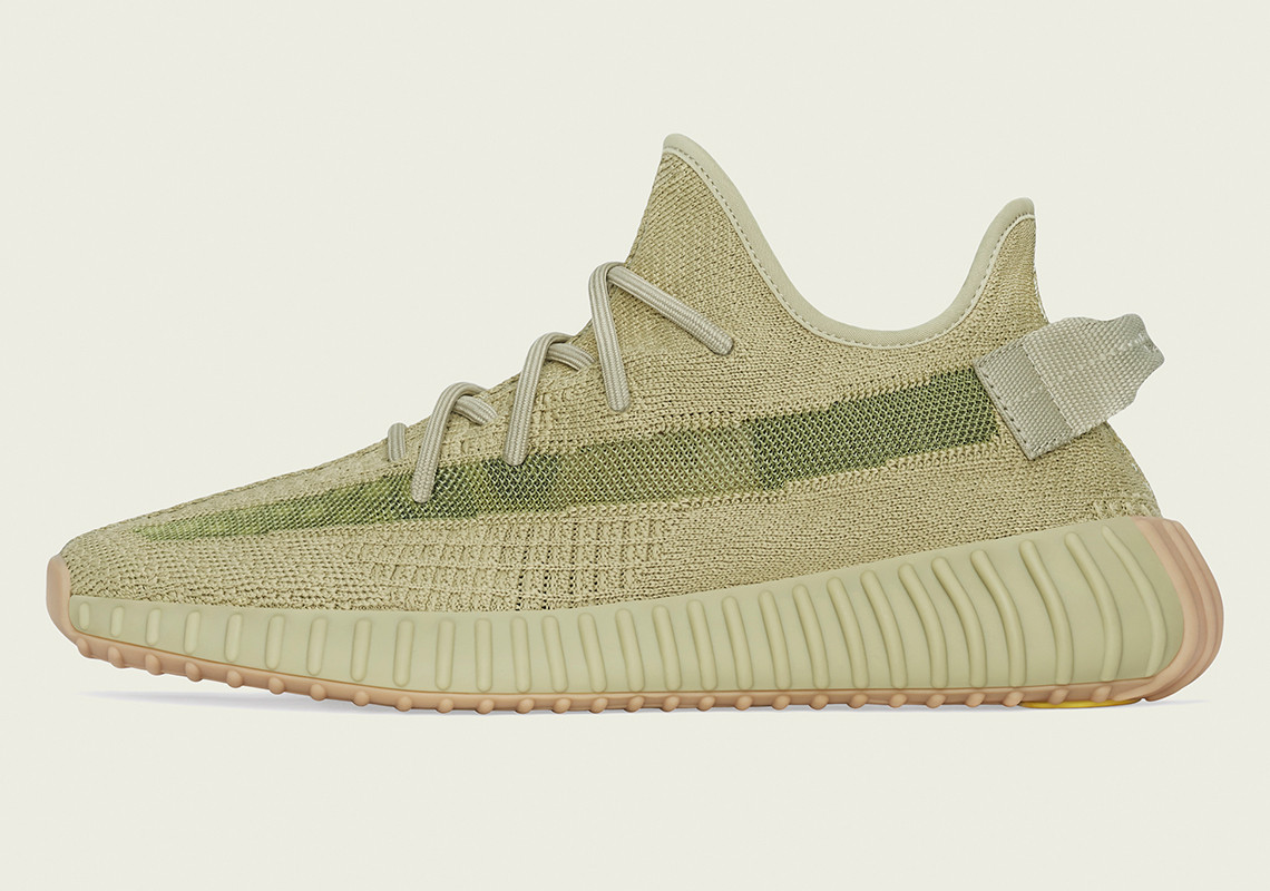 """Adidas Yeezy Boost 350 V2 """"Sulfur"""" Release Date Revealed: Photos"""