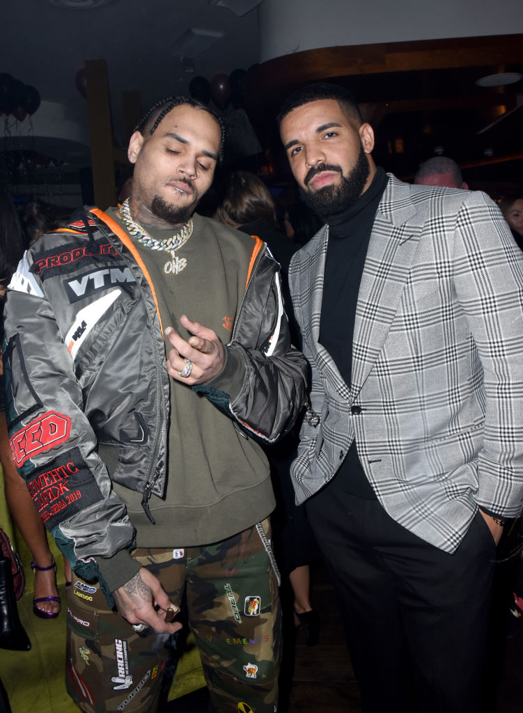 Drake Reflects On Turbulent History With Chris Brown
