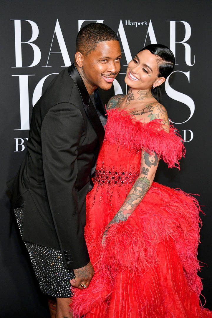Kehlani Fans Convinced New Album Is About Her Ex YG