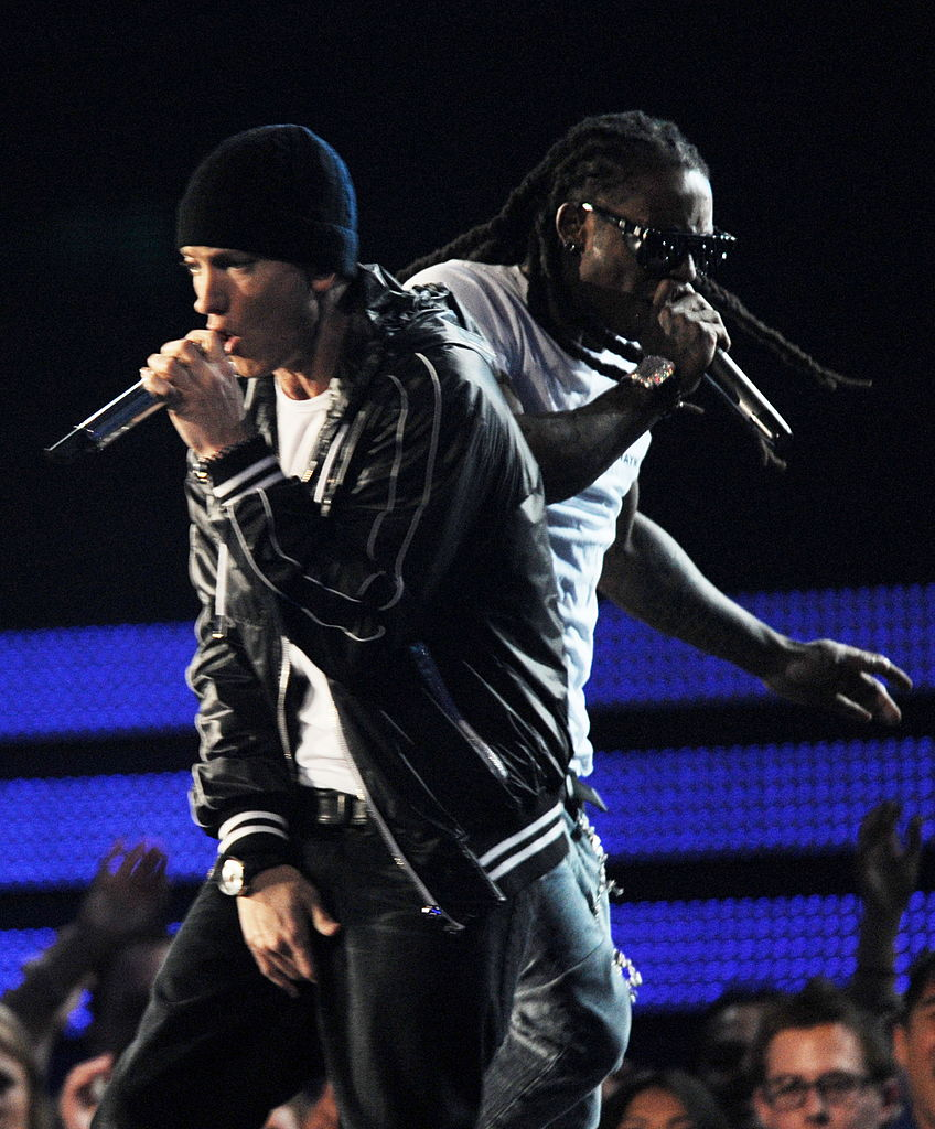 Lil Wayne & Eminem Interview Announced For Young Money Radio