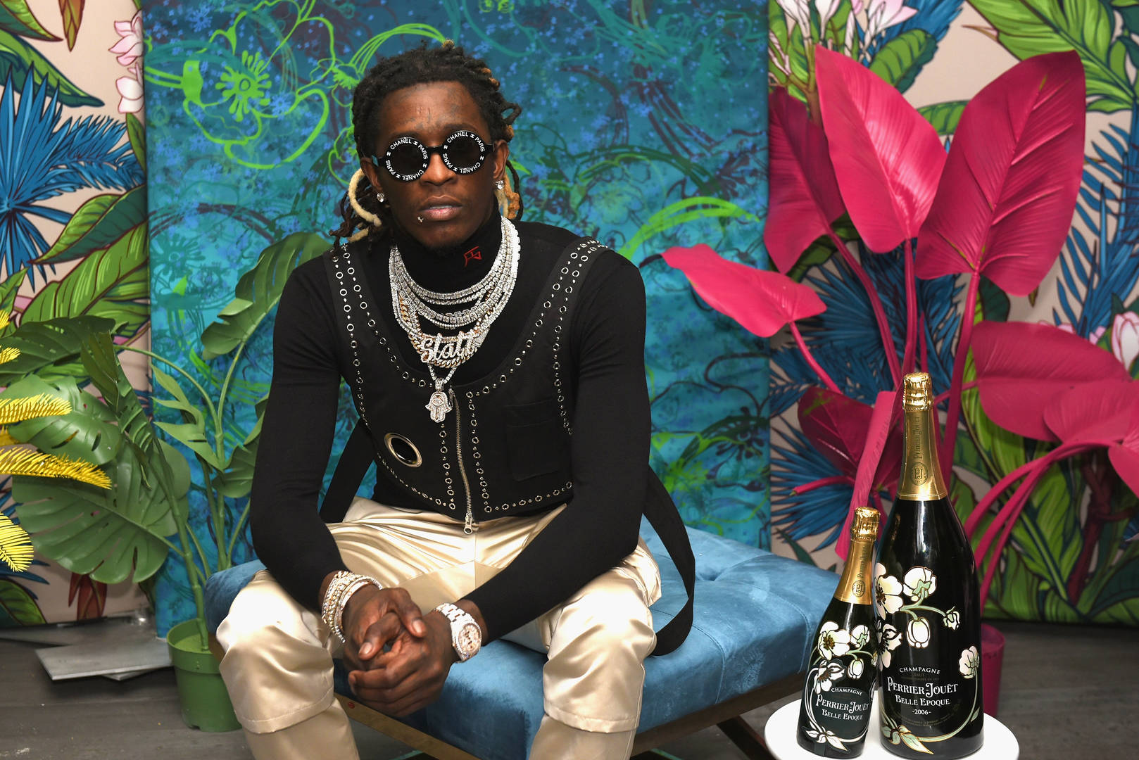 Young Thug Posts Absurd IG Story About Maintaining A Clean Penis
