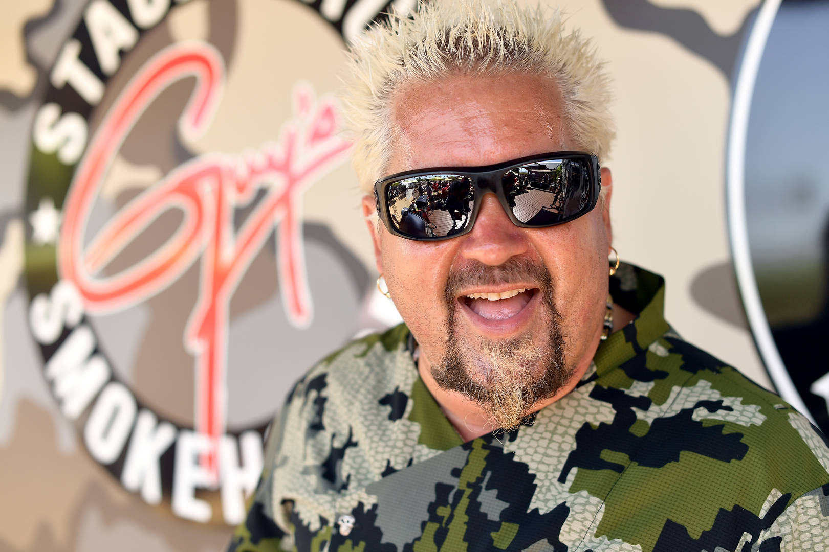 Guy Fieri raises more than US$20 million for out-of-work restaurant workers