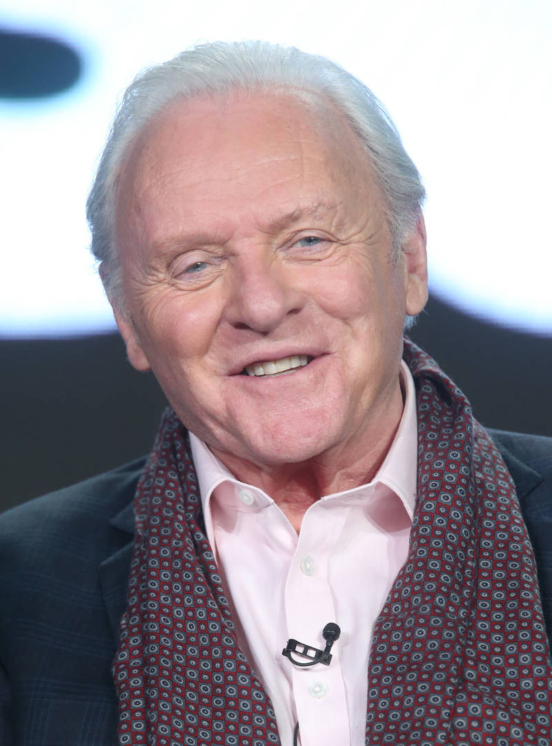 "Anthony Hopkins Hops On TikTok & Does Drake's ""#ToosieSlideChallenge"""