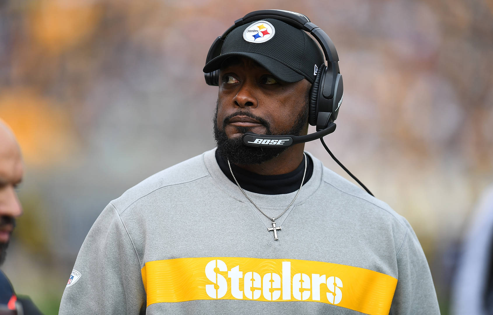 Steelers Head Coach Mike Tomlin On NFL Season's Future