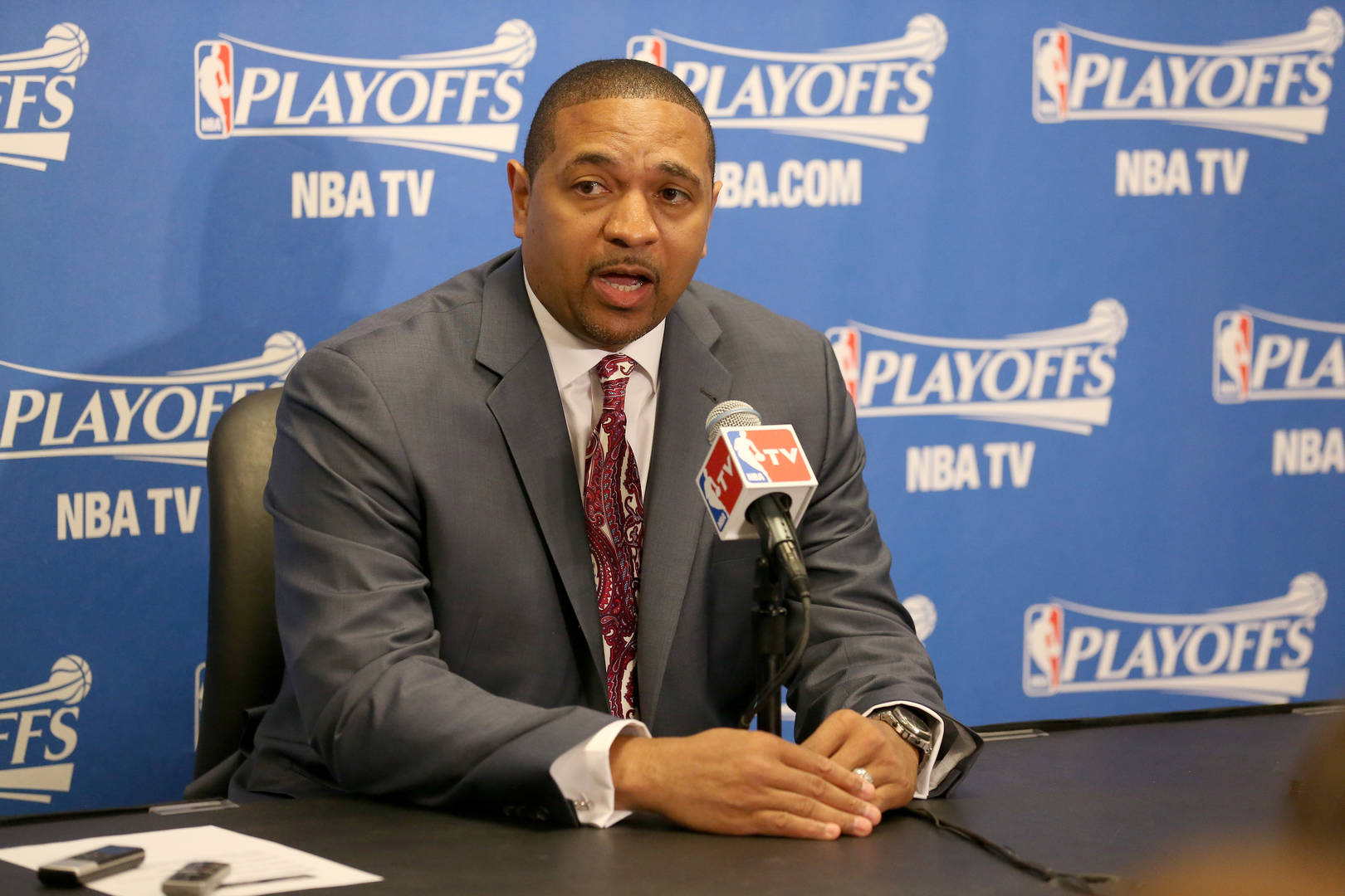 Mark Jackson Wants His Credit For Warriors' Ascension