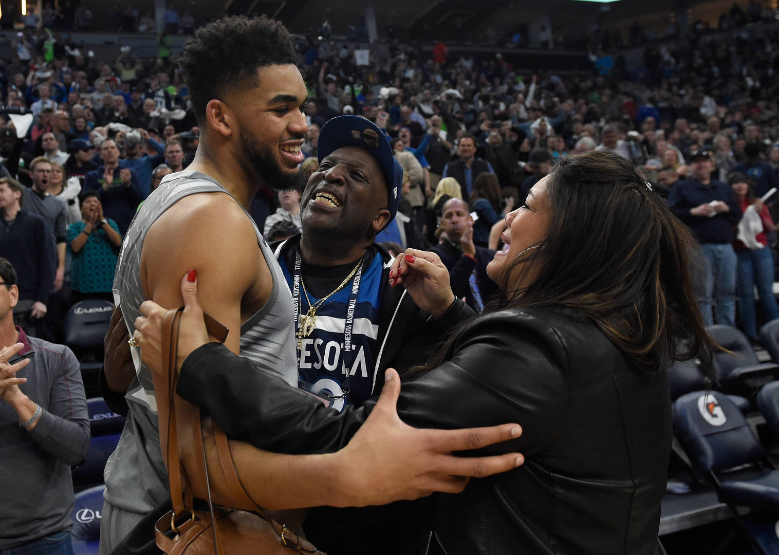 Karl-Anthony Towns, Coronavirus