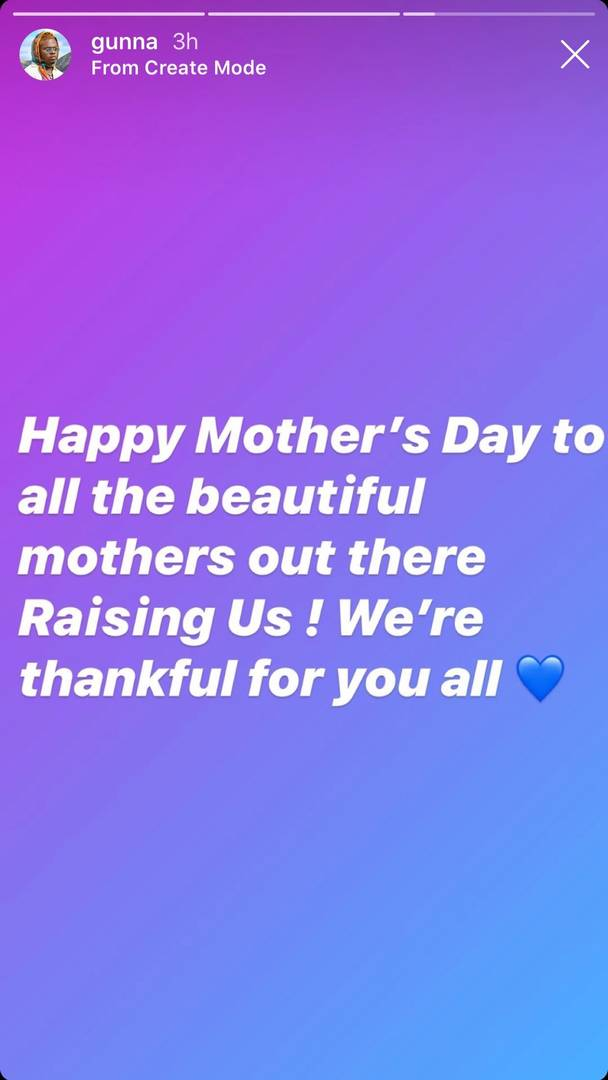Kehlani, Chris Brown, Travis Scott & More Celebrate Mother's Day